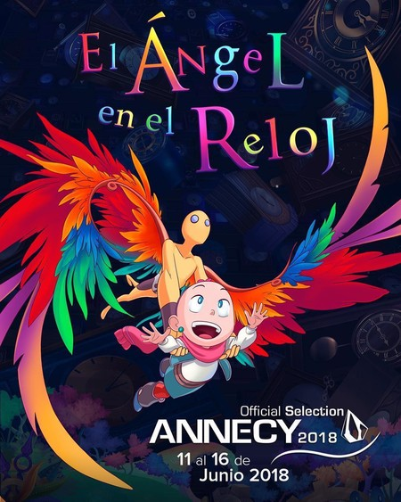Pelicula El Angel En El Reloj