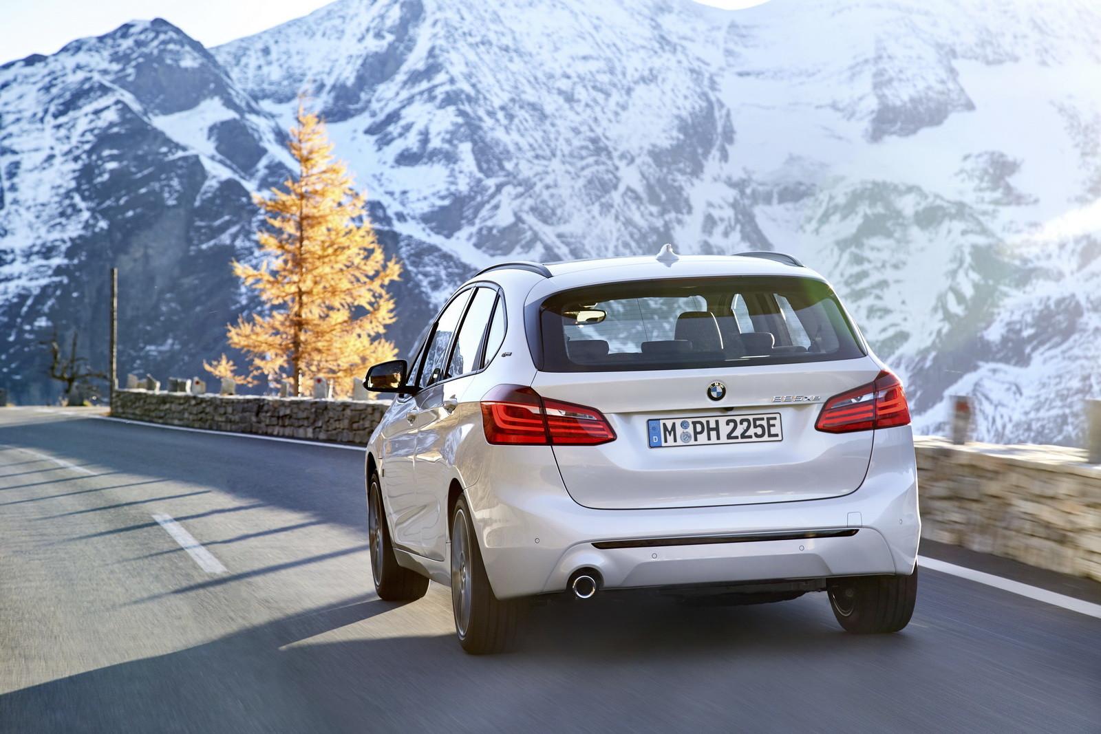 Foto de BMW Serie 2 Active Tourer (22/32)