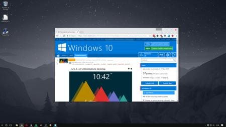 Con este tema visual puedes hacer que tu Windows 10 se vea como un Linux