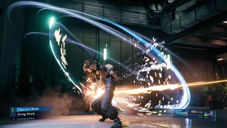 Los minijuegos, invocaciones, combates, menús y otros detalles de Final Fantasy VII Remake en más de 20 impresionantes imágenes