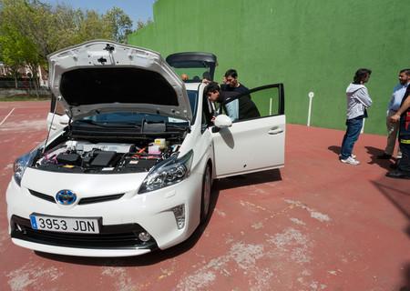 Curso de formación de vehículos híbridos