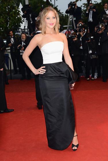 El Festival de Cannes se rinde a los encantos de Jennifer Lawrence, ¿y quién no?