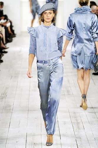 Foto de Ralph Lauren, Primavera-Verano 2010 en la Semana de la Moda de Nueva York (20/23)