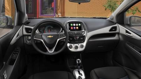 Chevrolet Spark Cvt Interior