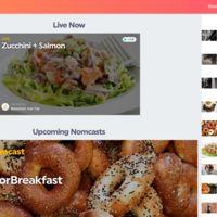 El nuevo proyecto del cofundador de YouTube: Nom, vídeos de comida en streaming