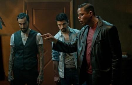 Luis Da Silva Jr., Dominic Cooper y Terrence Howard