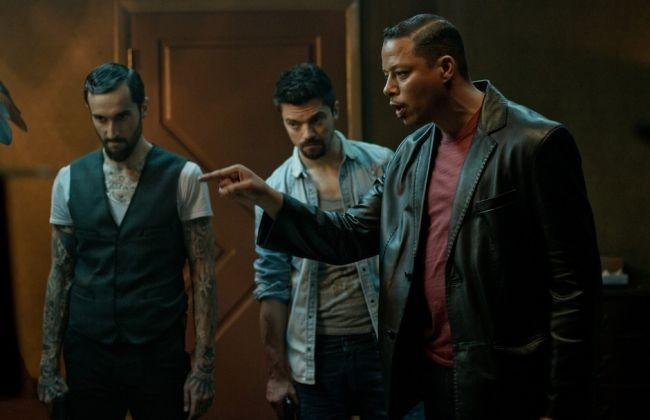 Luis Da Silva Jr., Dominic Cooper y Terrence Howard