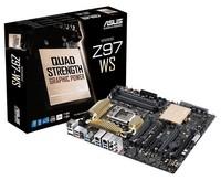 ASUS también anuncia motherboard Z97-WS Workstation para profesionales