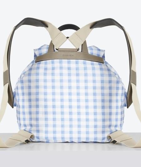 Back-pack-Carven-azul