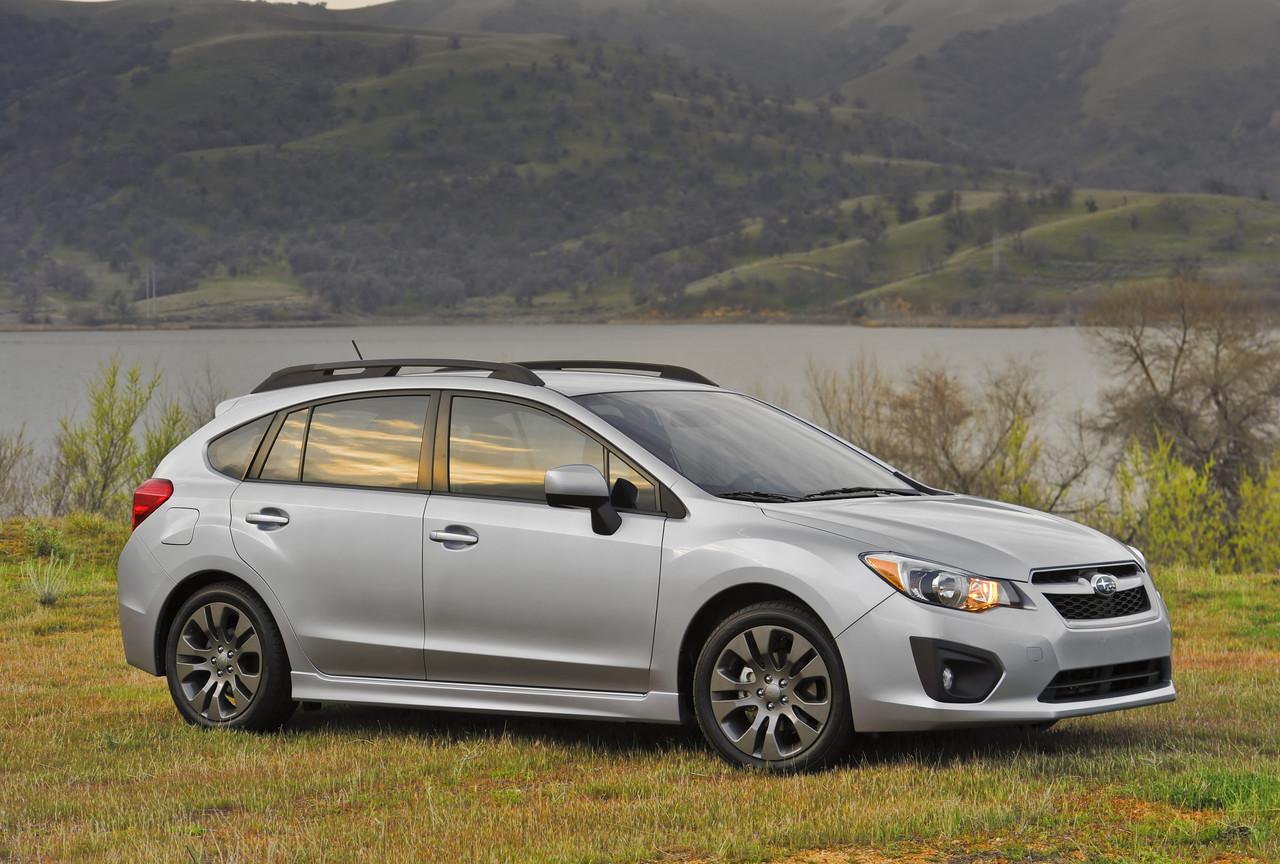 Foto de 2012 Subaru Impreza (16/20)