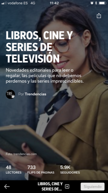 Revista Trendencias Flipboard 9