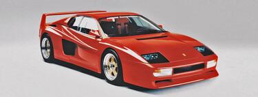 Koenig Specials Ferrari Testarossa Competition 1.000 CV: todos los excesos y las locuras de los años 80 convertidas en un coche