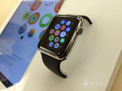 Las primeras estimaciones de Apple Watch: Casi un millón durante el fin de semana en EE.UU.