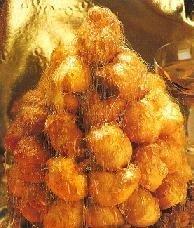 Croquembouche de castañas