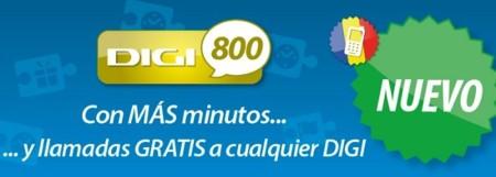 Digi mobil estrena nuevo bono prepago con 800 minutos además de llamadas gratis entre clientes