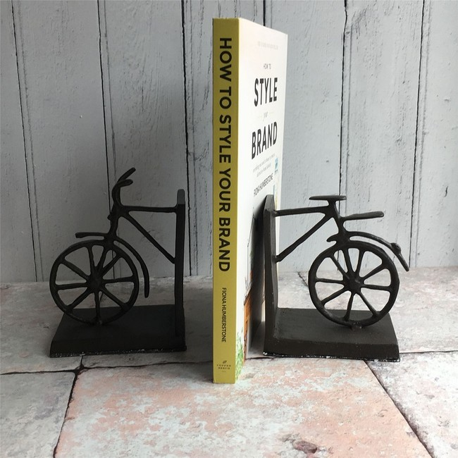 Bicycle Bookends Gbp38 00