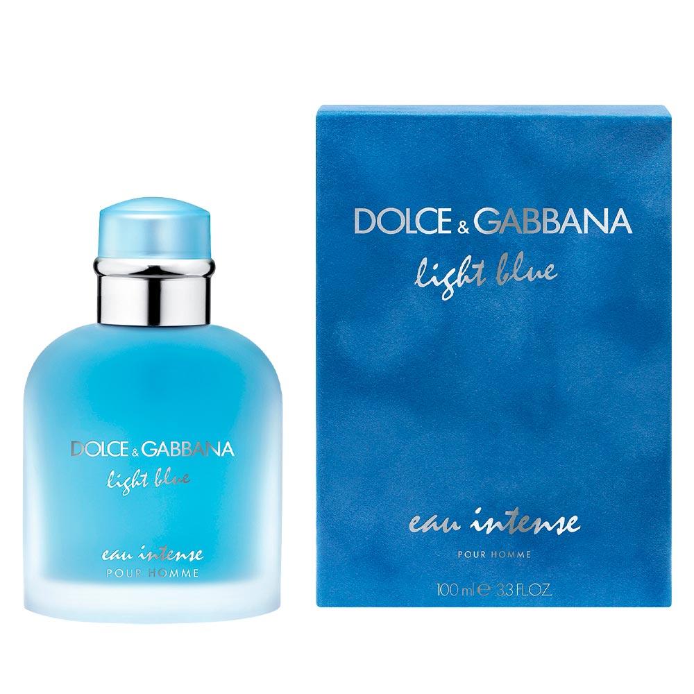 Light Blue Eau Intense Pour Homme Eau de Parfum de 50 ml.
