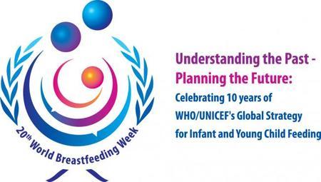 Semana Mundial de la Lactancia Materna 2012