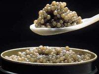 ¡A comer!....¿caviar?