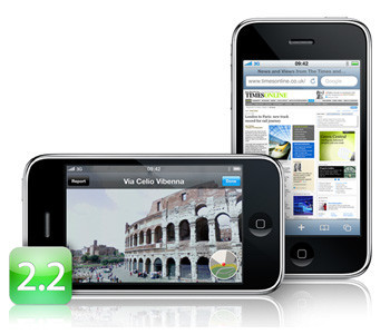 El SDK 2.2 del iPhone esconde código TV-out