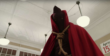 Watchmen Hbo Hooded Justice American Hero Story