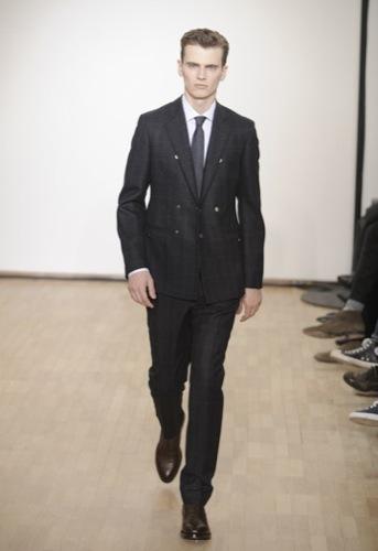 Raf Simons, Otoño-Invierno 2010/2011 en la Semana de la Moda de París