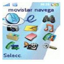 Movistar Navega, para navegar por la web desde el móvil