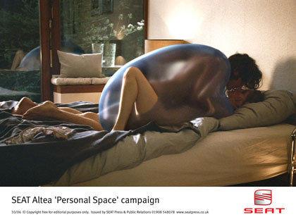 """Anuncio Seat Altea """"censurado"""" en Reino Unido"""