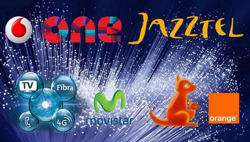 Estos son los puntos fuertes en la convergencia con fibra de Movistar, Vodafone, Orange y Jazztel