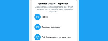 How to choose and limit who can reply to us on Twitter