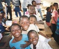 El hambre reduce la capacidad de aprendizaje en los niños