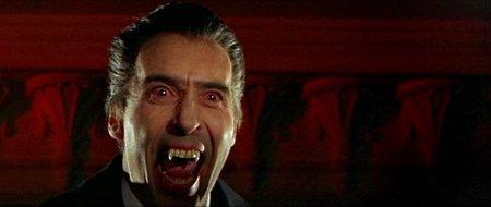 Vampiros de verdad: 'Drácula, príncipe de las tinieblas' de Terence Fisher