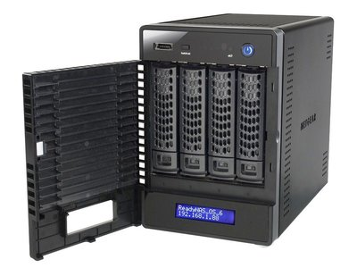 NAS Netgear RN31441E, con capacidad para 4 discos de 1TB, a su precio más bajo en Amazon: 292,96 euros
