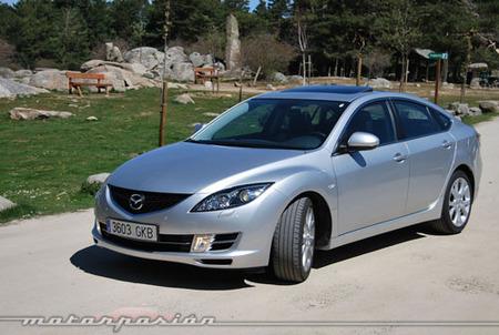 Mazda6 2.2 CRTD