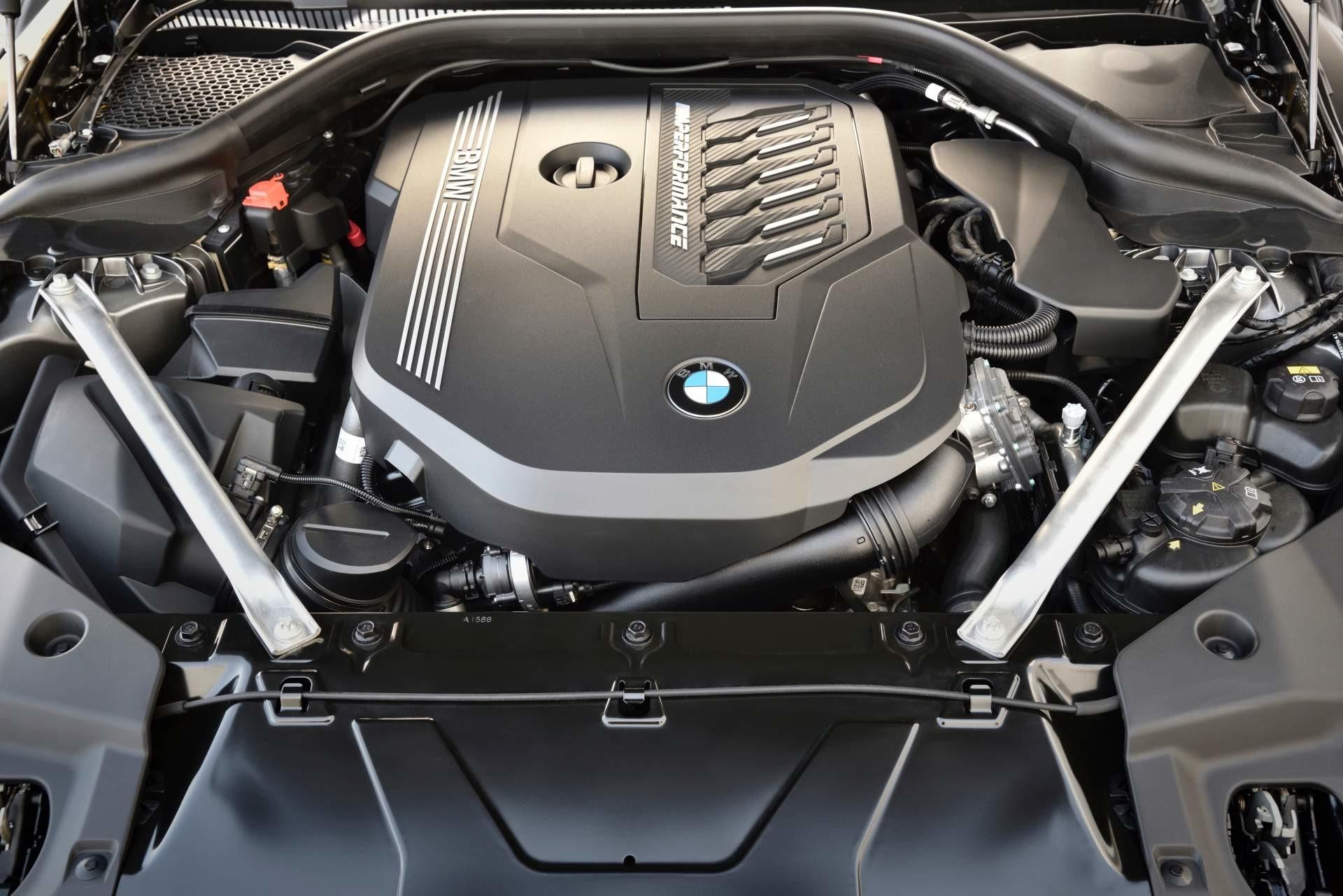 Foto de BMW Z4 M40i 2019 (78/84)