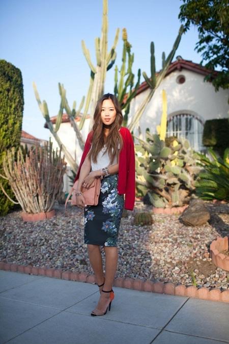 Lío de faldas: distintos modelos y diversas versionas. ¿Cuál es la tuya?