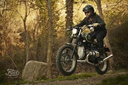 Fuel R80 S Trial, la nueva creación de Fuel Bespoke Motorcycles