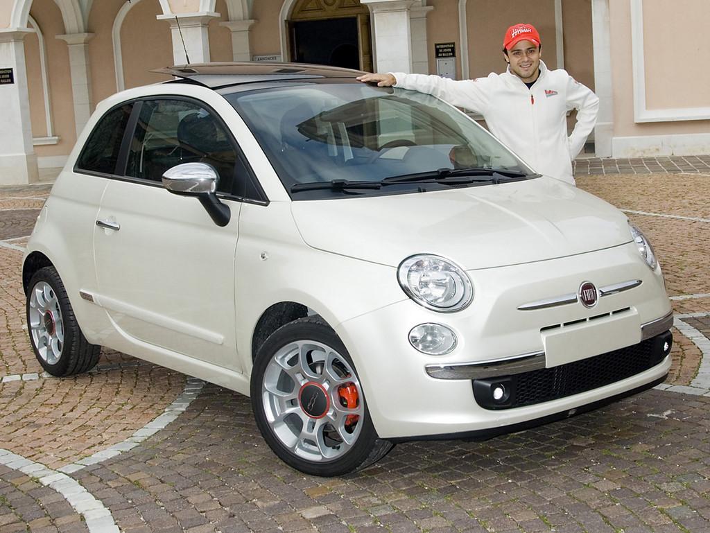 Foto de Un Fiat 500 para Felipe Massa (1/3)