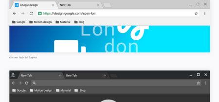 Google anuncia Material Design para Chrome de escritorio. Primera parada: Chrome OS