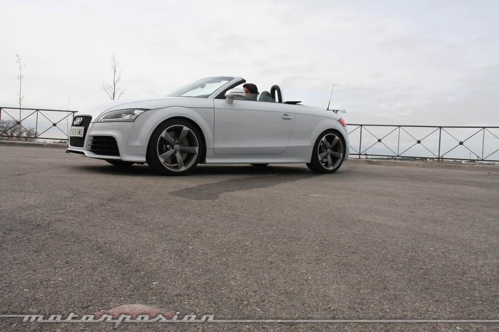 Audi Tt Rs Roadster Prueba 27 60