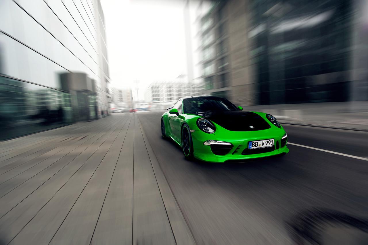 Foto de Porsche 911 Carrera 4S por TechArt (31/32)