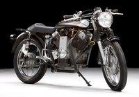 Guzzi V2 en línea de Raven Motocycles