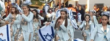 Judíos con brillantina y generales nazis al son de Rihanna: el inquietante carnaval de Campo de Criptana