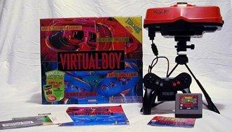 Nintendo Virtual Boy: especial consolas olvidadas