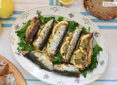 Los mejores platos con sardina fresca para aprovechar este pescado de temporada