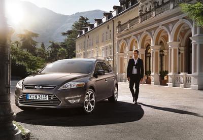 Menos consumo para los Ford Mondeo, S-MAX y Galaxy 2.0 TDCi