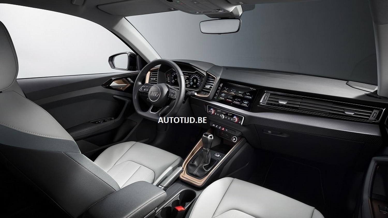 Foto de Audi A1 2019 (filtraciones) (10/14)