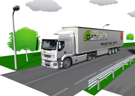 Truck Fuel Eco Driving, una aplicación para aprender conducción eficiente en camión