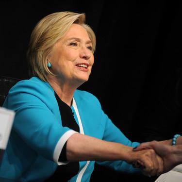 Estas son las 11 mujeres más influyentes de 2017, con Hillary Clinton a la cabeza