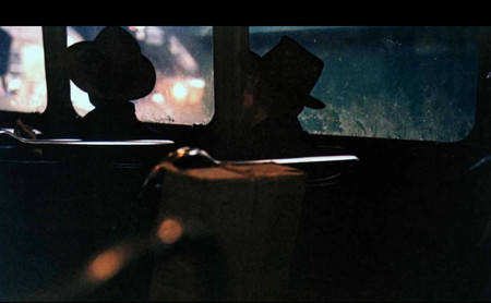 Saul Leiter, el artista que fotografió a Cartier Bresson sin avisarle